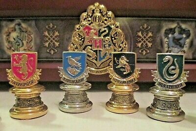The Noble Collection Harry Potter Quidditch Chess Set 98% Complete