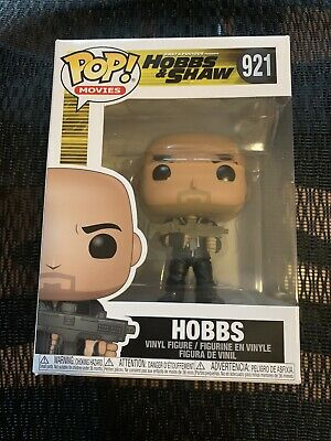 Funko POP! Movies Hobbs and Shaw Hobbs - [PRE ORDER] - NEW