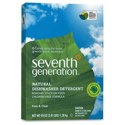 Seventh Gen. Natural Dishwasher Detergent