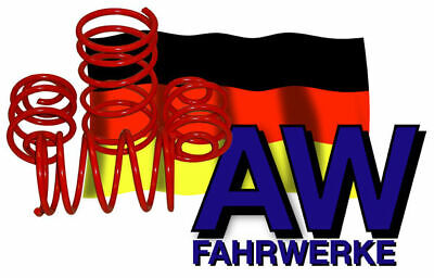 Vauxhall Tigra 'A'  'AW' Lowering Springs Set (-60mm)