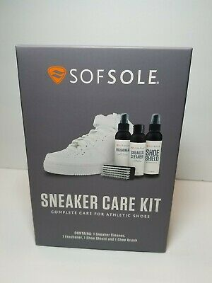 Sof Sole Complete Sneaker Care Kit **New Unopened Box**