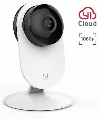 YI Home Camera 1080p FHD Wireless Wifi Camera Security IP - NEW AND SEALED -