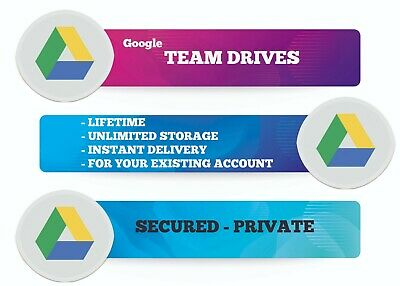 🔥One Time Payment 🔥 Google Drive Unlimited Space🔥 In Your Existing Account🔥