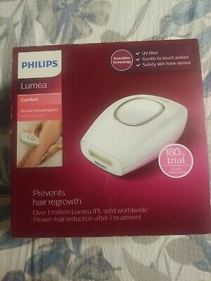 Philips Lumea Comfort IPL Hair Removal System SC1981/50