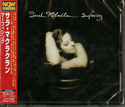 Sarah Mclachlan-Surfacing-Japan Cd Bonus Track D73