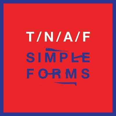 Naked And Famous-Simple Forms-Japan Cd E78