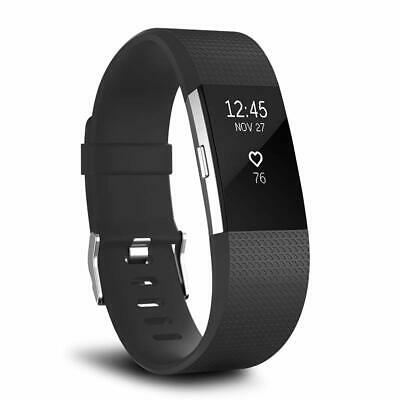 TERSELY Watch Band Strap for Fitbit Charge 2 Classic Soft - Small Size