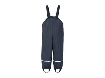 Lupilu Kids' Waterproof Trousers with Braces (86/92-98/104-110/116-122/128 cm)
