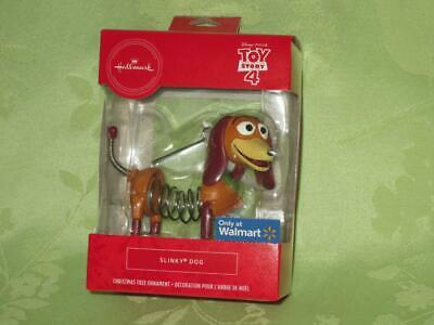 Hallmark ~ 2019 ~ SLINKY DOG ornament ~ Red Box ~ Toy Story 4 ~ free shipping