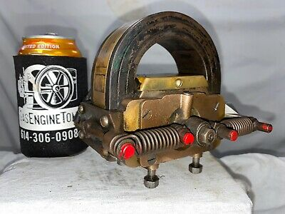 Brass Webster L Type 56 HOT Magneto Hit Miss Gas Engine Tractor Mag