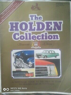 Ccollectors souvenir   edition 30years of Holden.$14.95 investment in the 70's.