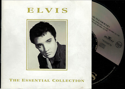 ELVIS PRESLEY - The Essential Collection ; NEAR MINT 1994 Release CD