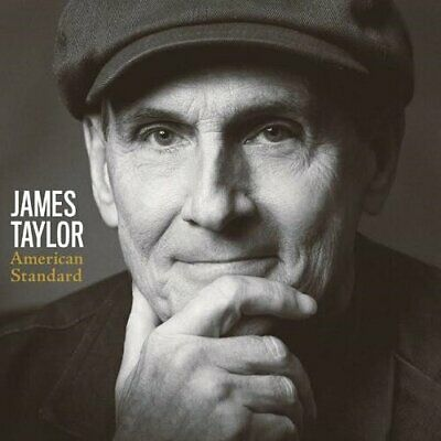 JAMES TAYLOR AMERICAN STANDARD PRESALE NEW VINYL LP OUT 28th FEBRUARY