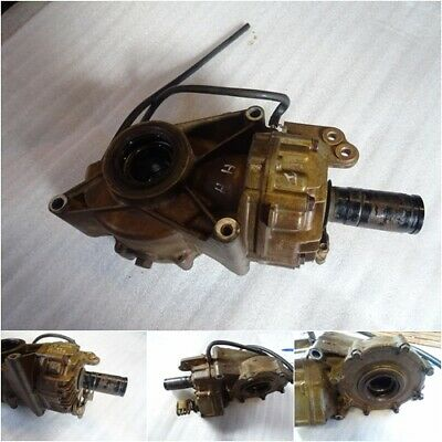 E2. Suzuki King Quad LTA 700 Getriebe Differential hinten Gear differential
