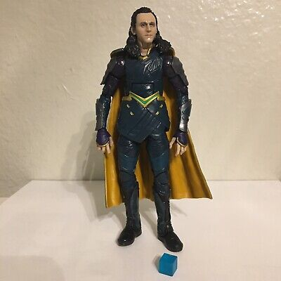 Avengers Infinity War Marvel Legends Loki Tesserac Only Exclusive US SELLER NEW*