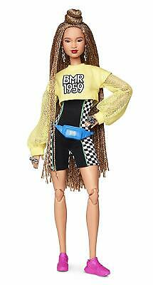 Barbie BMR1959 Collection Fashion Doll with Braided Hair