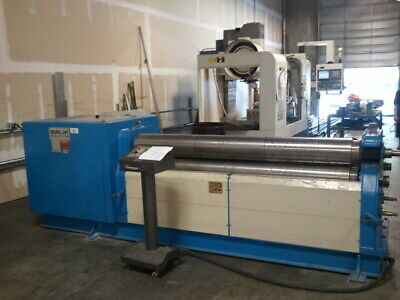 Birlik MSMS 2030X3 Roll Bending Machine - New 1999