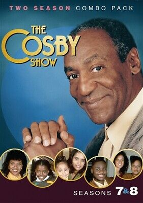 THE COSBY SHOW SEASONS 7 & 8 New Sealed 4 DVD Set