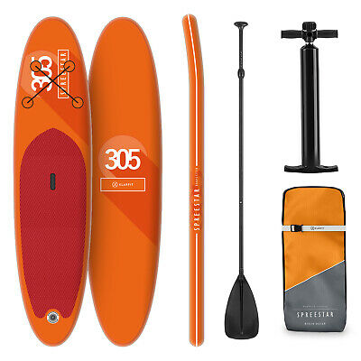 Tabla para surf de pala hinchable set Stand up Paddle SUP 305 x 10 x -B-STOCK