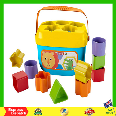 Fisher-Price Baby's First Blocks BRAND NEW FREE SHIPPING AU