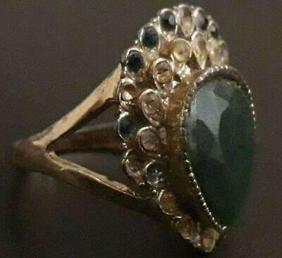 Unique Royal Queen Wedding Viking Ancient Ring Lake Ladoga Artifact Antique Rare