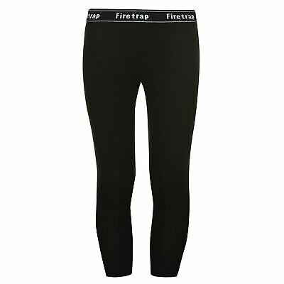 Firetrap Jaq Legging Youngster Girls Leggings Pants Trousers Bottoms