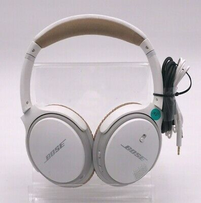 Bose SoundLink Around-Ear AE II Headband Wireless Headphones -White (46-8C)