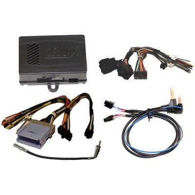Crux SWRGM48 Radio Replacement w//SWC Retention For Gm Class Ii Vehicles