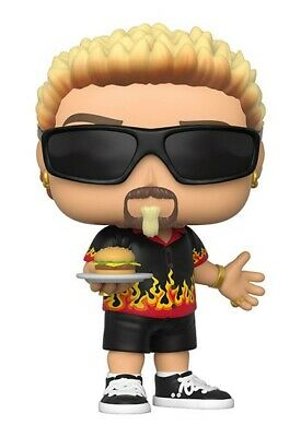 Funko POP! Icons Food Network Guy Fieri - [PRE ORDER] - NEW