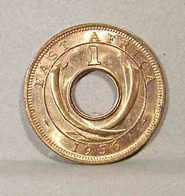 EAST AFRICA 1956 1 Cent, Uncirculated