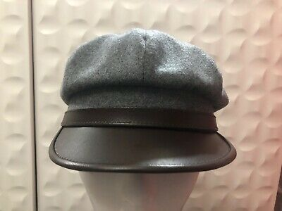 Sterkowski CHICAGO Wool Fedora Hat Ranger Gangster Gambler Godfather Vintage