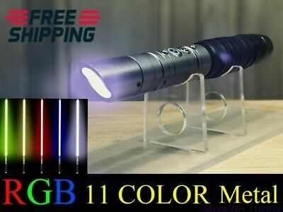 Star Wars Lightsaber Replica Force FX Heavy Dueling Rechargeable Metal Handle
