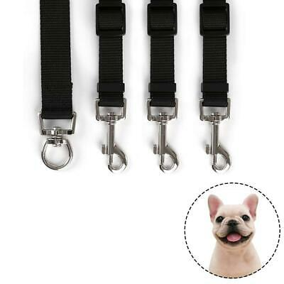 LANGING 3 in 1 Dog 3 Way Leads with Soft Padded Handle No Tangle Dogs Coupler