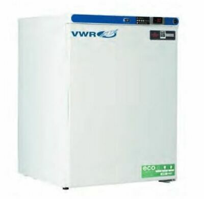 VWR Free Standing Undercounter Freezer, 4 cu.ft, Manual Defrost, -37C: 10834-034