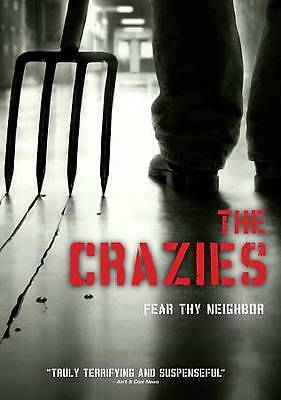 The Crazies DVD, Timothy Olyphant, Radha Mitchell,