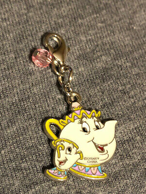 Disney Parks Charmed In The Park Beauty And The Beast Mrs Potts And Chip Charm