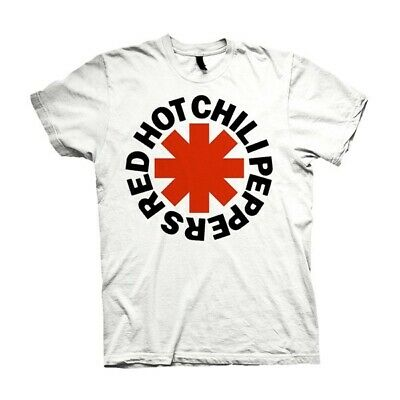 Red Hot Chili Peppers - Red Asterisks (NEW MENS T-SHIRT)