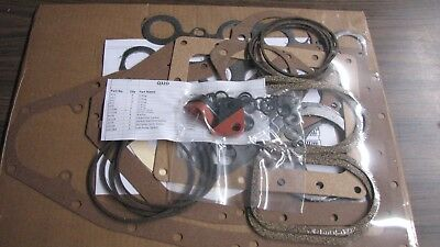 Complete Wisconsin Engine Gasket Set Q32D/E for the V465D     READ AD!