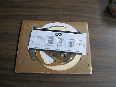 Wisconsin Engine Gasket Set Q2 for AK, AKN, AKS   READ AD!