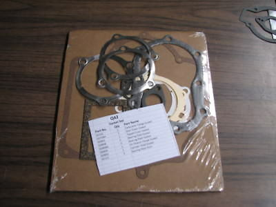 Wisconsin Engine Gasket Set Q42 for TRA12D      READ AD!