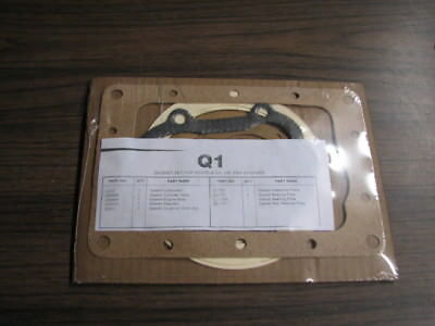 Wisconsin Engine Gasket Set Q1/Q1A for AA, AB, ABN,ABS   READ AD!