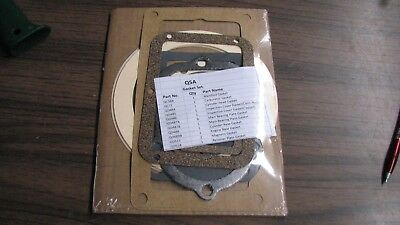 Wisconsin Engine Gasket Set Q5A for ADH, AEH      READ AD!