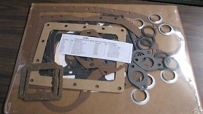 Complete Wisconsin Engine Gasket Set Q18D for the VG4D, VP4D       READ AD!