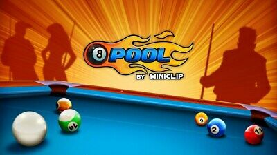8 BALL POOL COINS 5 billion PLUS BONUS INSTANT DELIVERY