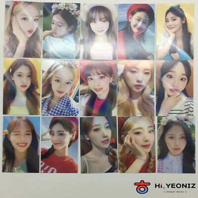 [PRE-ORDER] 2020 LOONA SHOWCASE OFFICIAL MD Loona Photo Card Photocard