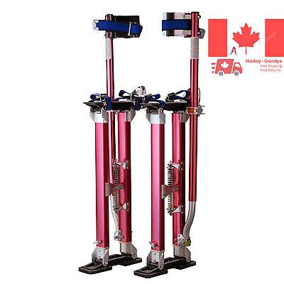 Pentagon Tool Professional 18 -30 Red Drywall Stilts Highest Quality