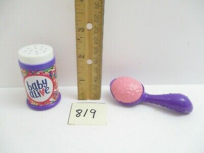 Baby Alive Sprinkles Shaker & Spoon for Magical Scoops Ice Cream Doll