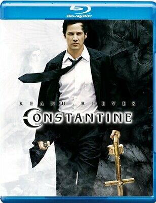 CONSTANTINE New Sealed Blu-ray Keanu Reeves Rachel Weisz