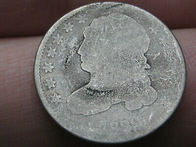 1829 90% Silver Capped Bust Dime