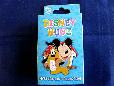 New in Box  2-Pin Mystery Collection Box Disney 2012 Mickey /& Friends